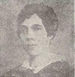 Retrato de Albertina Gambôa